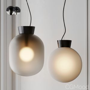 Pastille Pendant Light From Ateliedetroupe
