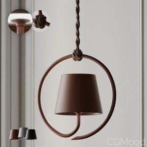Poldina Pendant Lamp From Zafferano