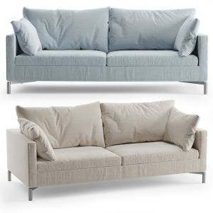 Novamobili Reef Sofa 2 Seater