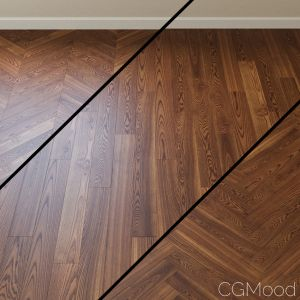 Parquet Oak Coswick. Inspire Tiger Eye Natural