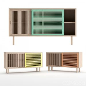 Colonel Kyoto Sideboard Set