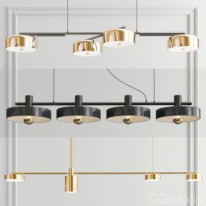Diner Pendant Light - 3 Types