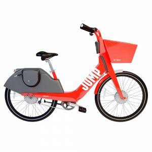 Jump Electric Bicycle By Uber