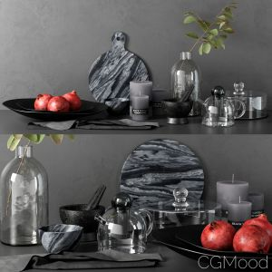 Kitchen Decor Set 06