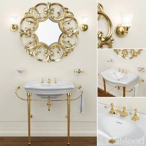 Sink New Etoile And Mirror Amelie Devon Devon