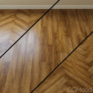 Quartz-vinyl Tile Alpine Floor Pine Forest