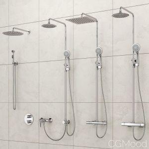 Bathroom Mixer Set Ravak Set 16