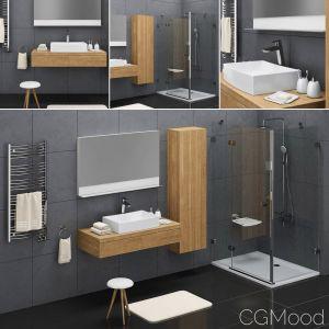 Bathroom Ravak Formy Set 02