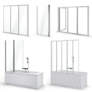 Curtains For Baths And Baths Ravak Set 19