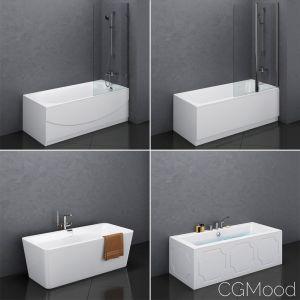 Set Of Baths Villeroy - Boch Set 23
