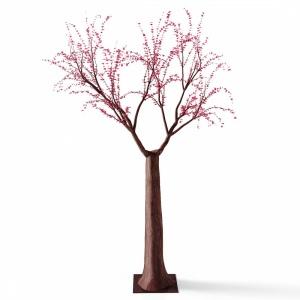 Osaka Red Artificial Cherry Tree