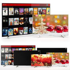 Tv Sony Xf85 - Xf8577 - Xf8596 Series