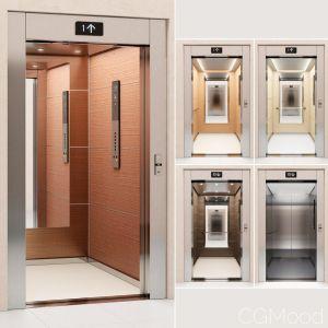 Elevator Kone Nanospace