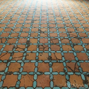 Terracotta Floor | 2 Versions