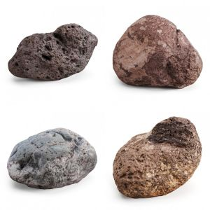 7 Desert Rocks Collection