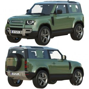 Land Rover Defender 90 2020