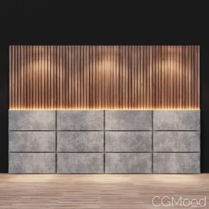 Wall Panel 08