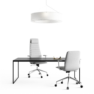 office set by cappellini