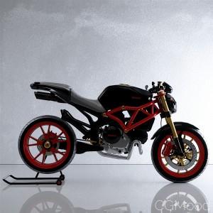 Ducati monster 896