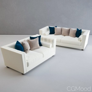 Loretto Sofa by Casa de las Lomas