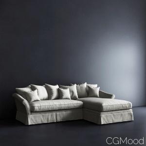 """""""Belgian"""" Corner Sofa"""