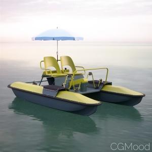 Catamaran Amber - 2color