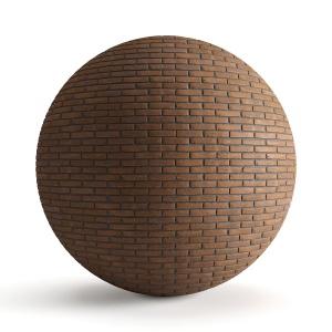 Dark Brown Brick