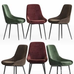 Rowico Sierra Chair Velvet