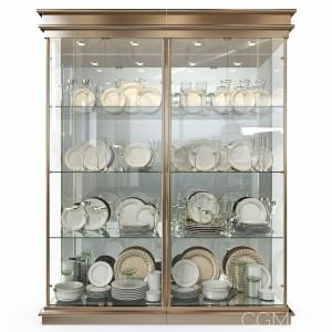 Birgit Israel - American Brass Display Cabinets