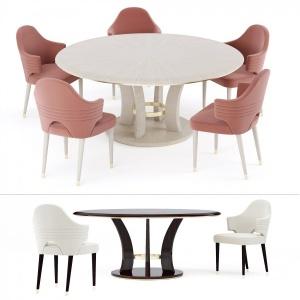 Table Brad, Antonelli Atelier