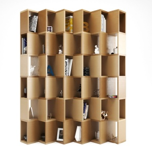Custom  Two Sides Shelving From P