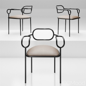 Cappellini Chair 01
