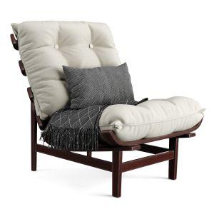 Lounge Chair Móveis Pailar