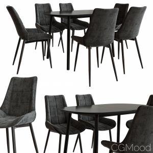 Chair B807 Table Tener