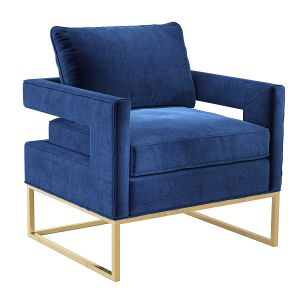 Bevin Accent Chair One Kings Lane