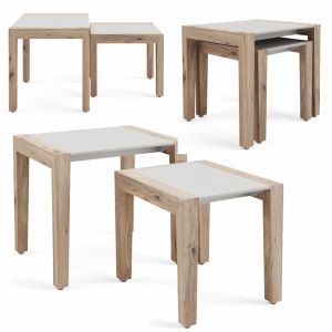 Clodie Set Tables