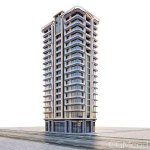 Modern Residential Building