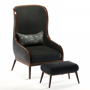 Beverly Colette Occasional Armchair