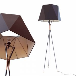 Cvl Luminaires Solitaire Floor Lamp