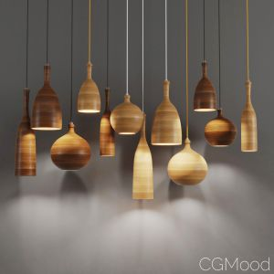 Three Wise Men Pendants By Samuel Chan For Channel
