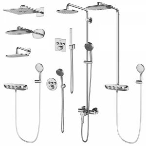 Shower Systems Grohe Set 97