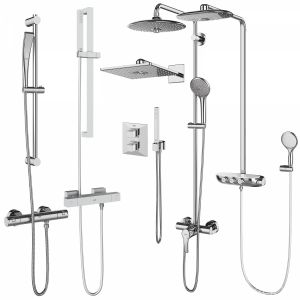 Shower Systems Grohe Set 98