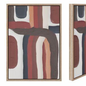 Djarra Painting 50 X 70 Cm