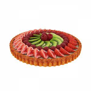 Fruit Berry Tart
