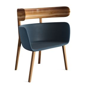 Wood Chair 1