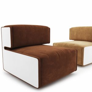 Pierre Cardin Lounge Chairs