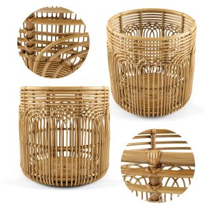 Medium Naga Rattan Baskets