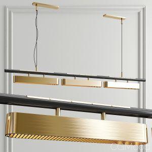 Colt Pendant Light By Bert Frank