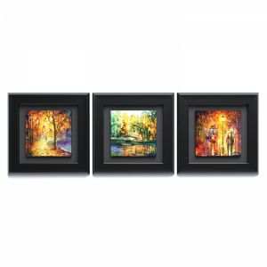 Autumn Frames 3 Pieces