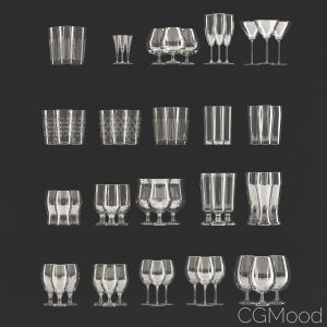Drink Glasses Set